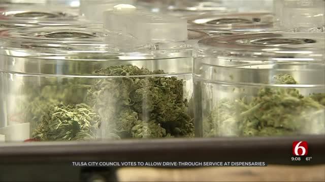 Tulsa City Council To Allow Drive-Thru Service At Marijuana Dispensaries