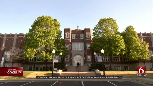 $30 Million In Federal Pandemic Relief Coming To Some Oklahoma Private Schools