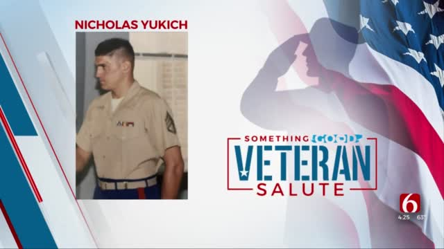 Veteran Of The Day: Nicholas Yukich