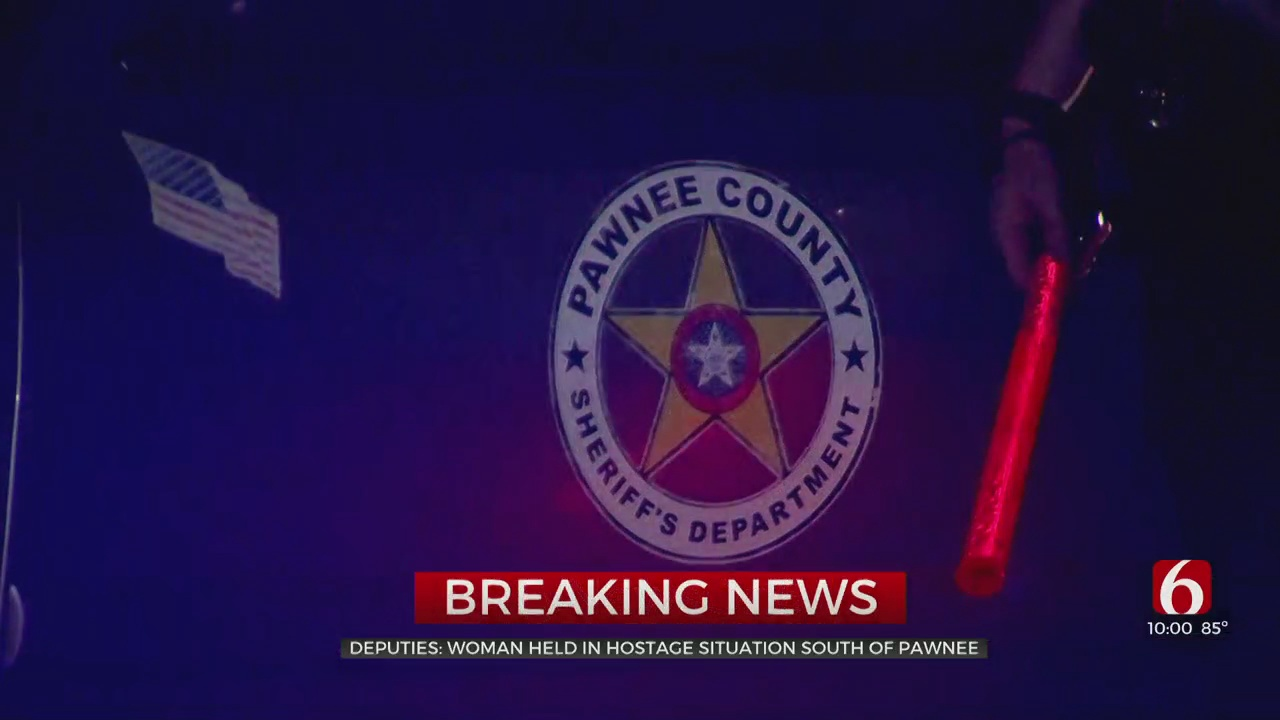 Woman Being Held At Gunpoint In Hostage Situation South Of Pawnee