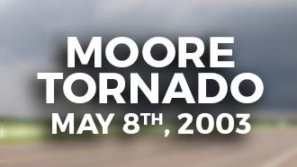 May 8, 2003 - Moore Tornado
