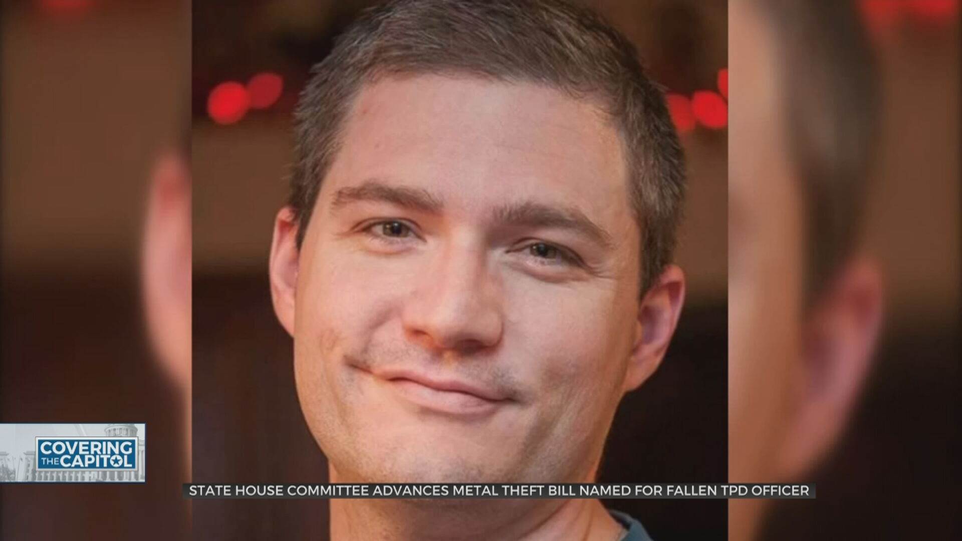 House Committee Advances Copper Theft Bill Honoring Fallen Tulsa Officer