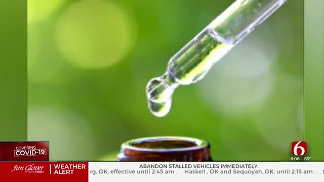 FDA Accuses Oklahoma Company Of Selling Fake COVID-19 Treatment