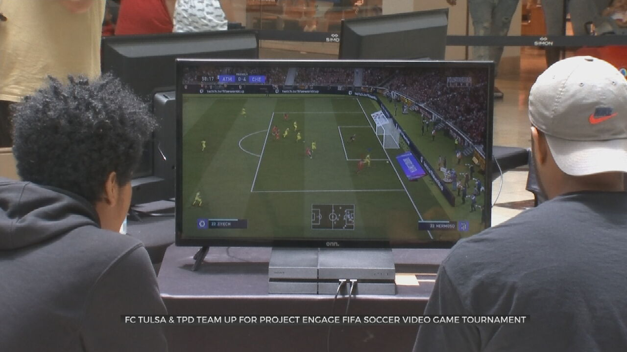 Tulsa Police, FC Tulsa Host FIFA Match for Center, Excessive Faculty College students