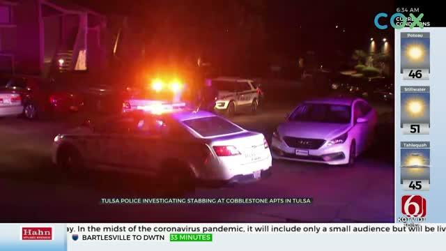 Tulsa Woman Claims She Stabbed Boyfriend In Self Defense