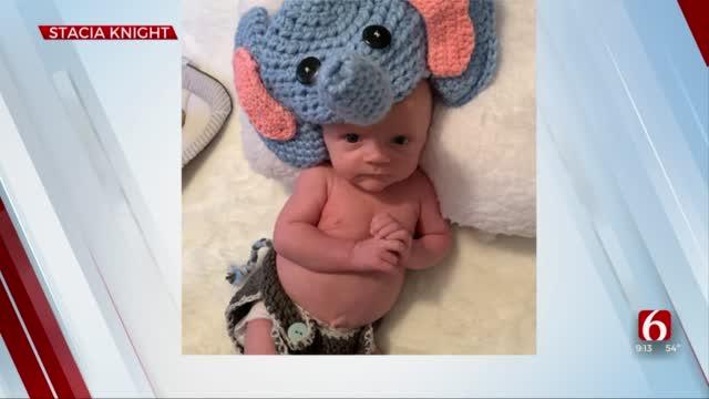 Meteorologist Stacia Knight Shares Baby Callahan's Halloween Costume