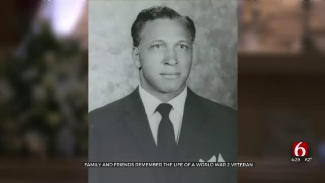 World War II Veteran Remembered, Honored