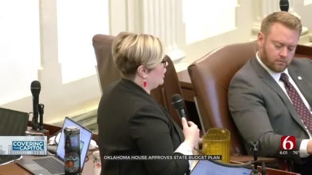 Oklahoma House Advances $8.3 Billion Budget