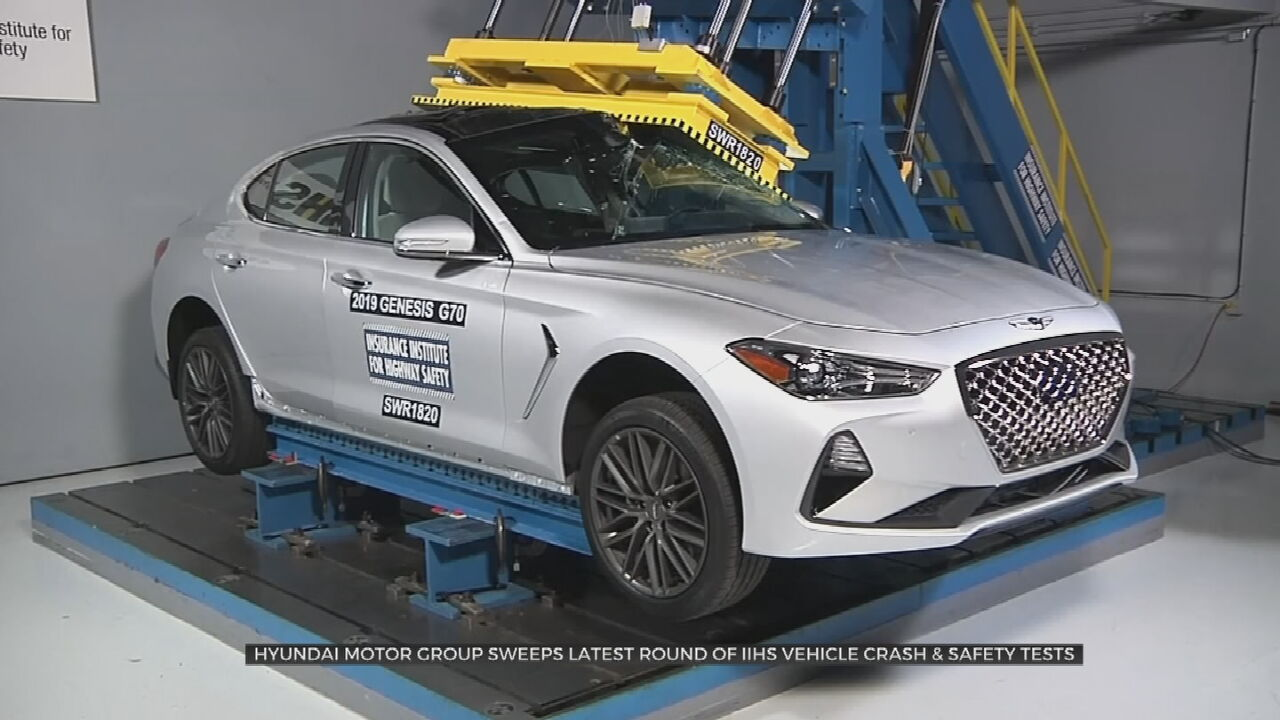 IIHS Awards 90 Vehicles 2021 Top Safety Picks