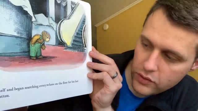 Story Time: Dave Davis Reads 'Corduroy'