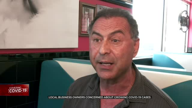Local Business Owners Concerned About Growing COVID-19 Cases