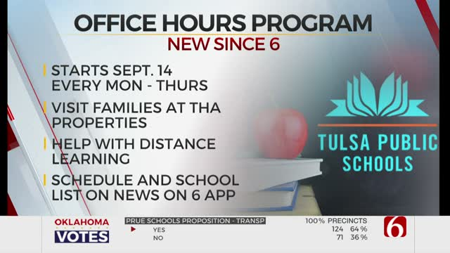 TPS, THA Launch Program To Support Students During Distance Learning