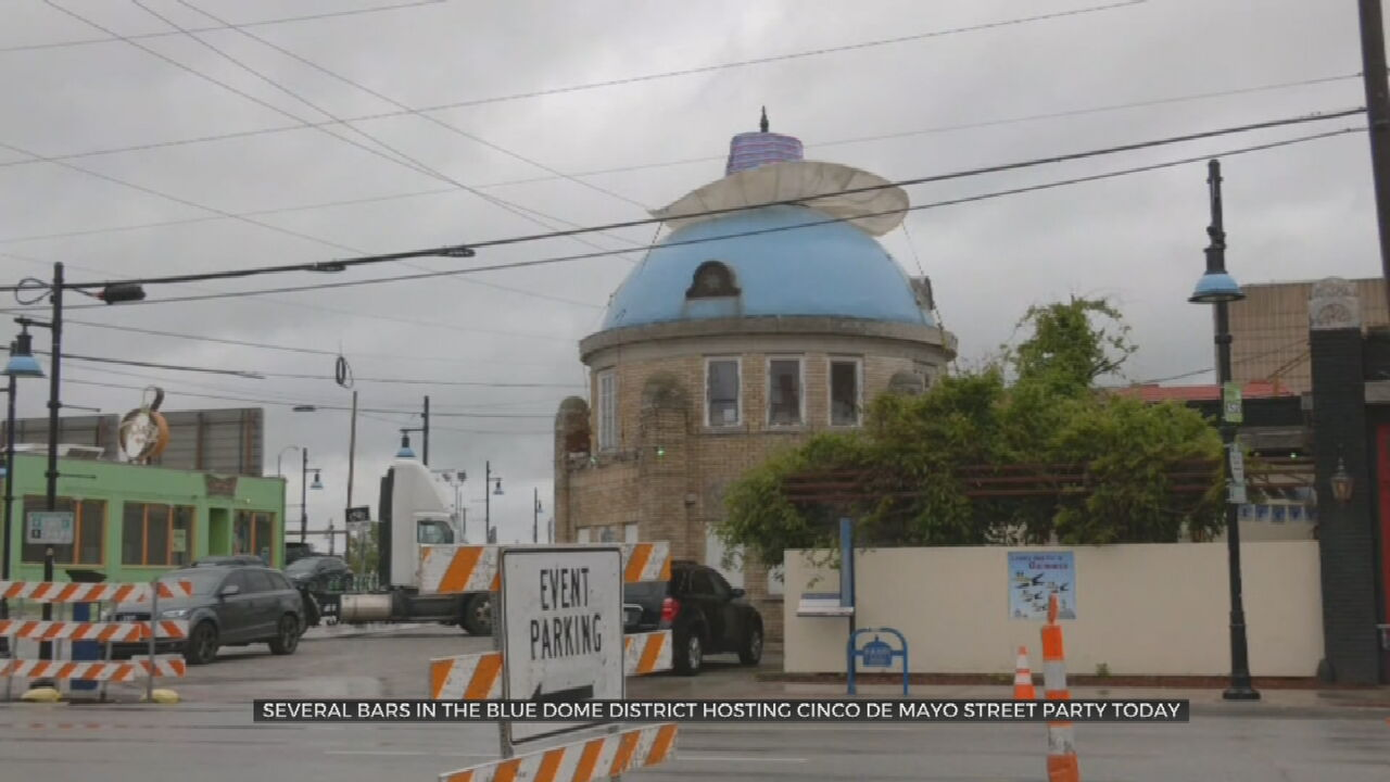 Cinco De Mayo Events Kick Off In Downtown Tulsa