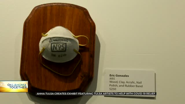 Ahha Tulsa Supports, Features Local Artists In COVID-19 Artist Relief Exhibition
