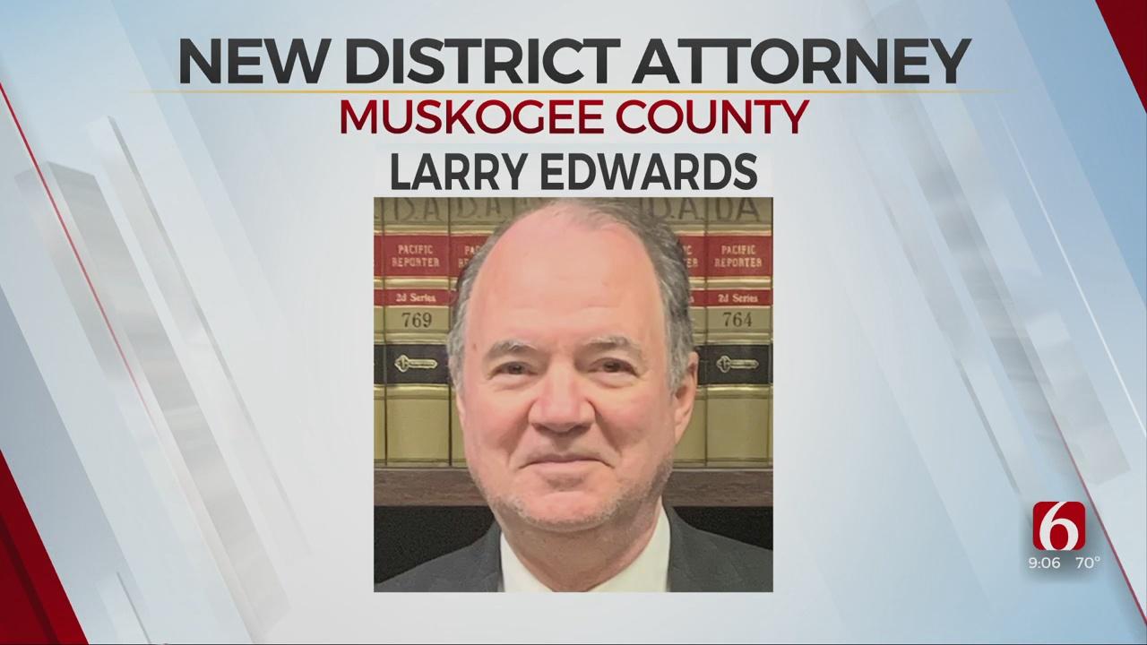 Gov. Stitt Appoints New Muskogee County District Attorney