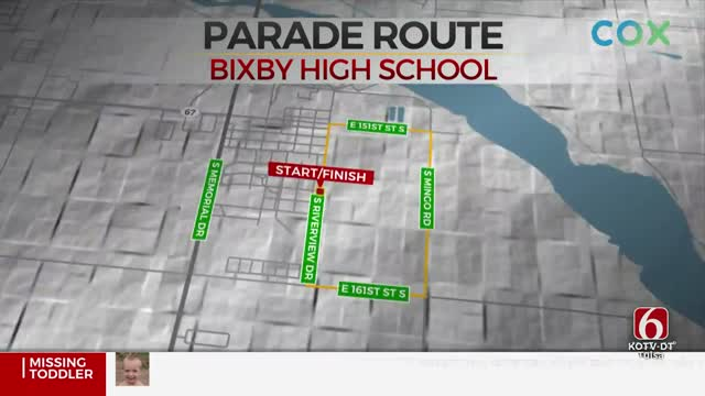 Bixby High School Hosting Parade Thursday To Celebrate Graduating Students