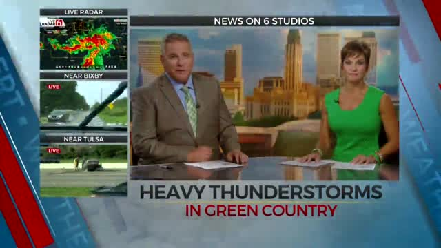 News On 6 6 p.m. Newscast (August 11)
