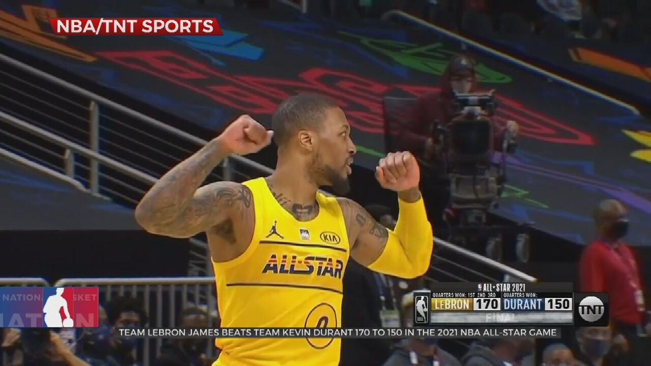 Still Perfect: Team LeBron Wins NBA All-Star Game 170-150