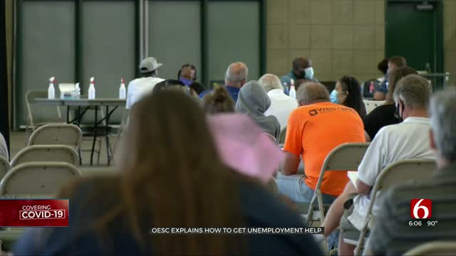 OESC Explains How To Get Unemployment Help