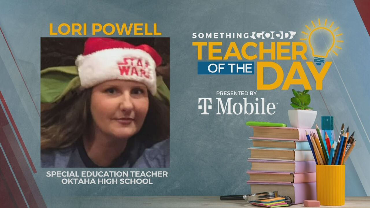 Teacher Of The Day: Lori Powell