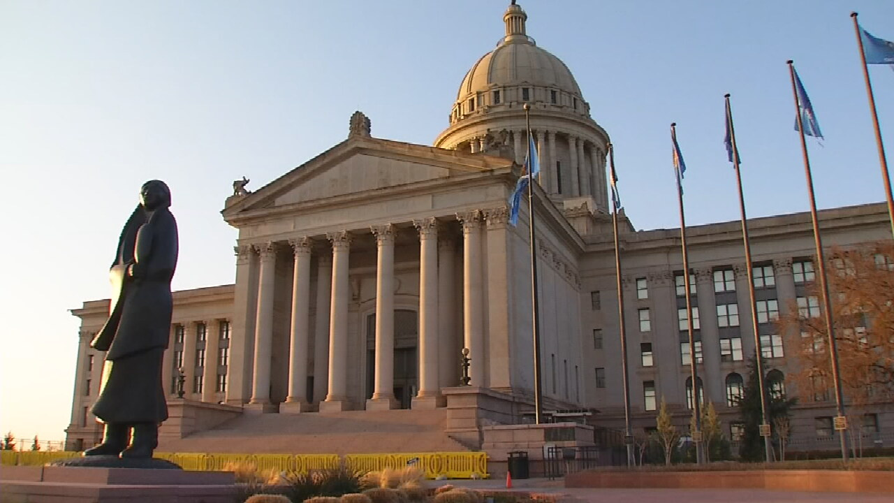 Federal Bill Would Allow For Criminal Jurisdiction Compact Between Oklahoma, 2 Tribes