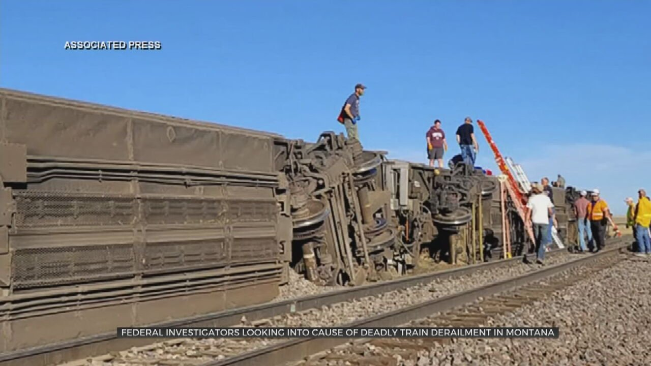 At Least 3 Killed In Amtrak Train Derailment In Montana, According To Sheriff's Office
