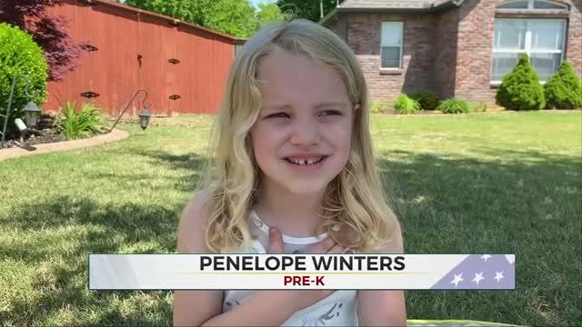 Daily Pledge: Penelope Winters