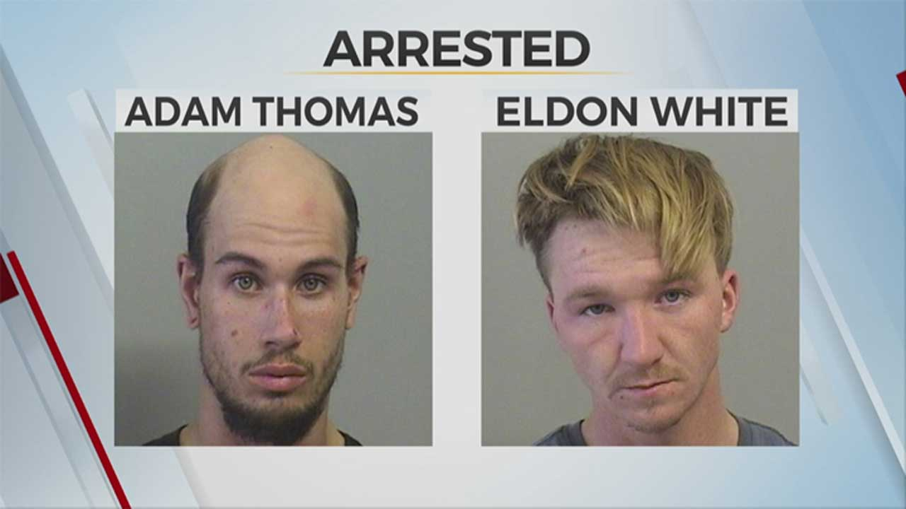 2 Arrested, Accused Of Robbing Apartment While Resident Was Home