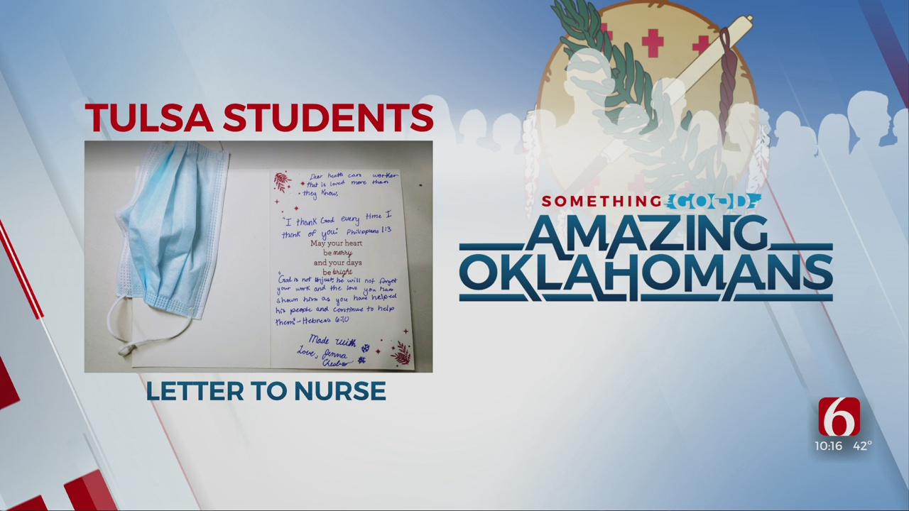 Amazing Oklahomans: Thoughtful Tulsa Students