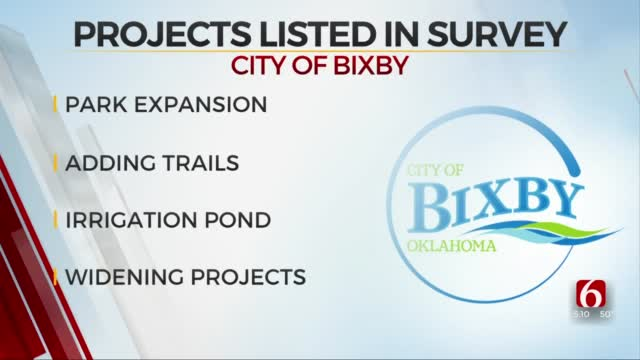 City Of Bixby Wants Your Input, Launches Construction Projects Survey