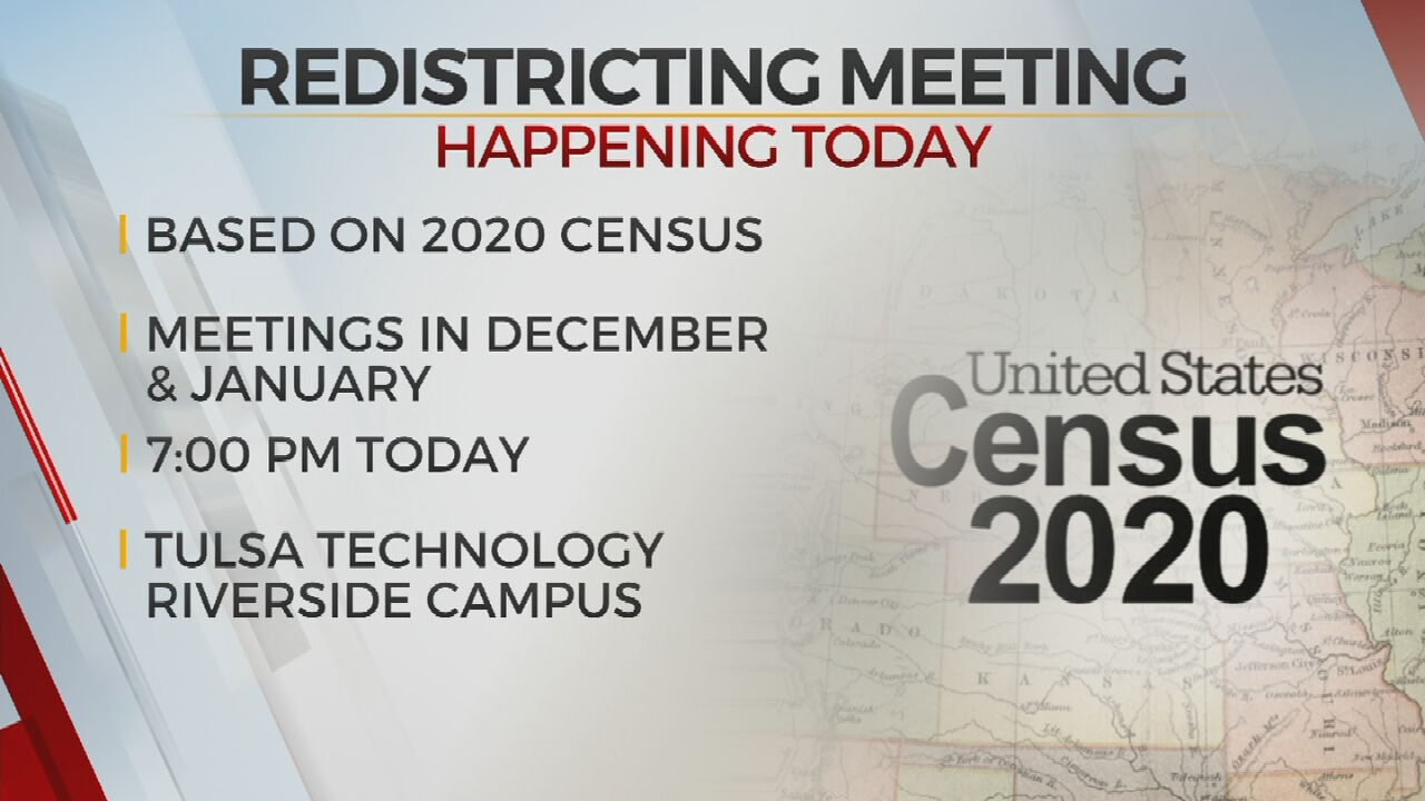 Okla. Lawmakers To Discuss Redistricting Following 2020 Census