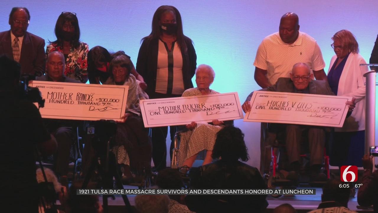 Cox Business Convention Center Hosts Tulsa Race Massacre Commemoration