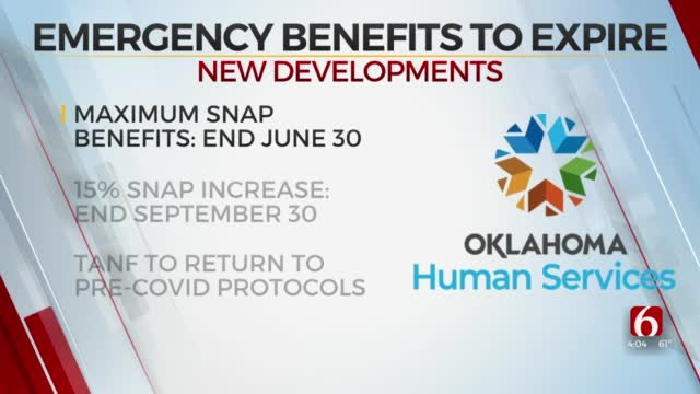 SNAP, TANF Programs To Return To Normal Protocols After COVID-19 Emergency Order Lifted