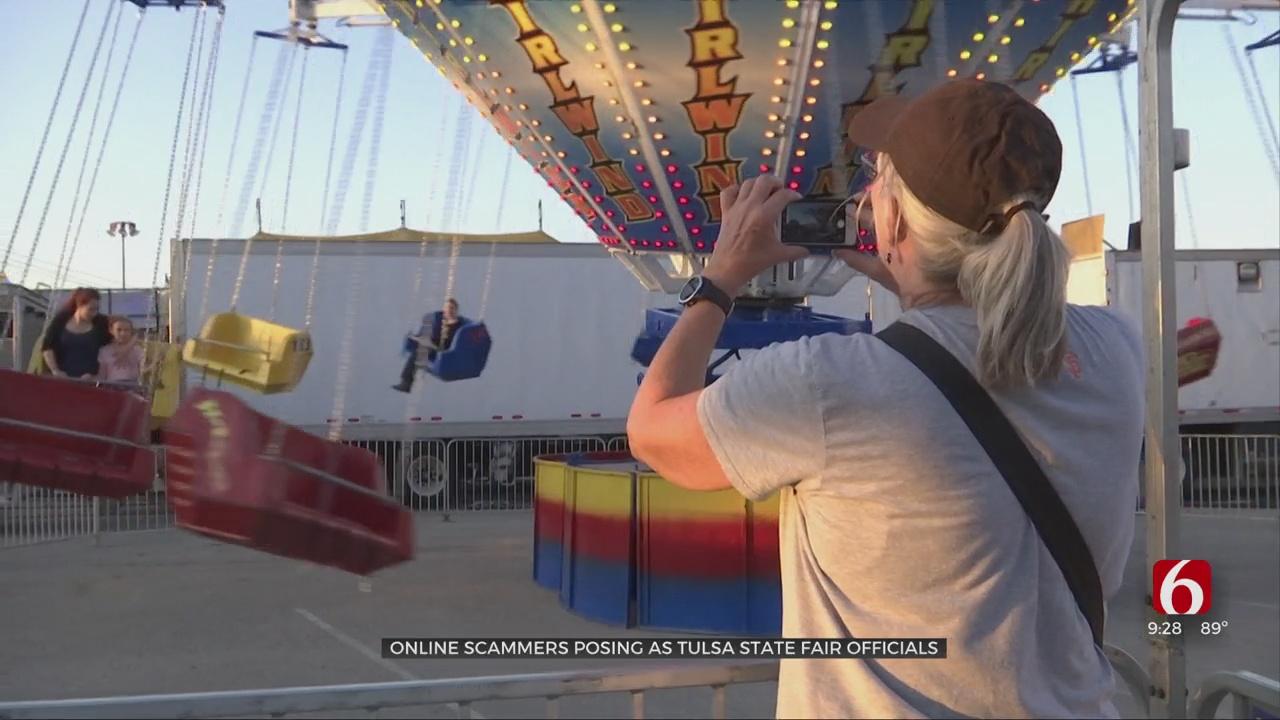 Social Media Scam Targets Tulsa State Fair