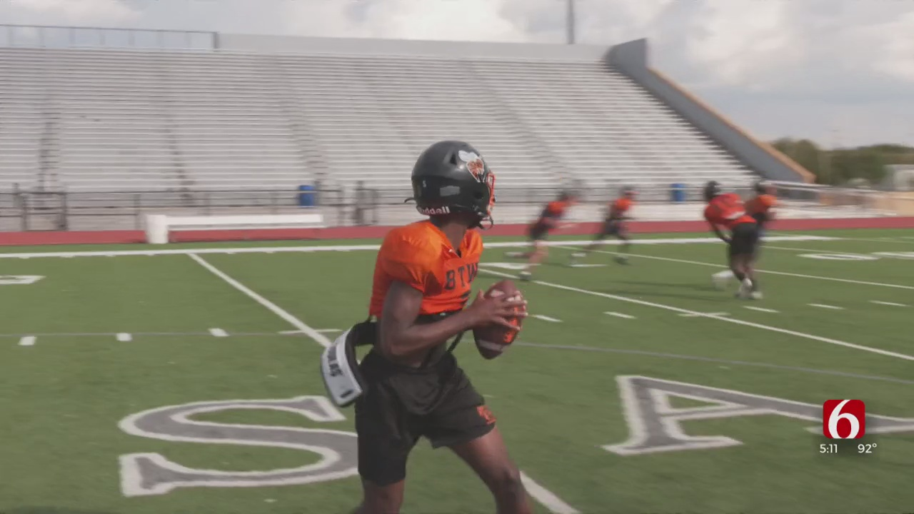 Game Of The Week: Sand Springs Vs. Booker T