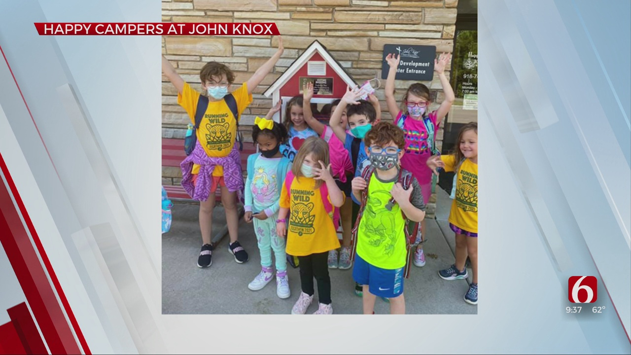 Moving Company Replaces Little Free Library Stolen From Tulsa Daycare