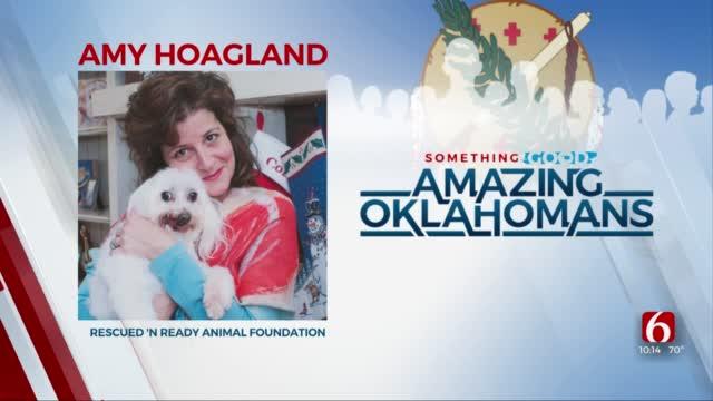 Amazing Oklahoman: Amy Hoagland