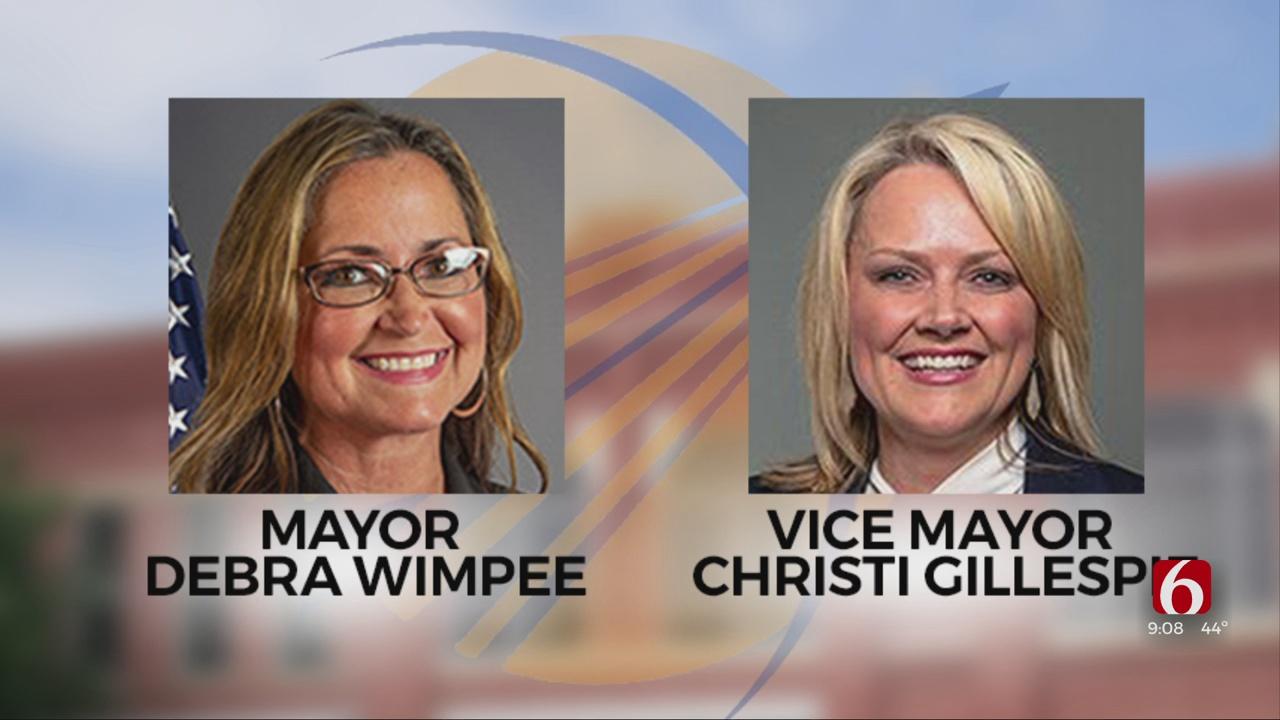 Broken Arrow Elects New Mayor, Vice Mayor