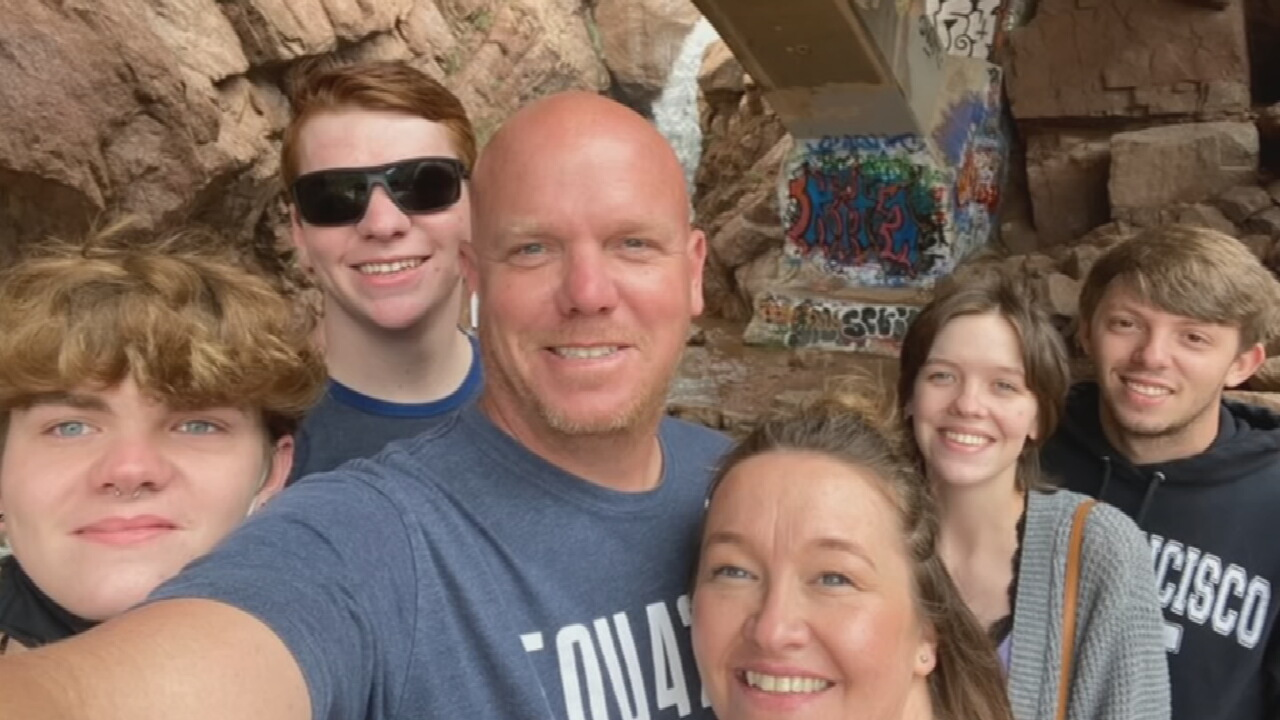Owasso Dad's Pride Month Video In Support Of Son Gains National Attention