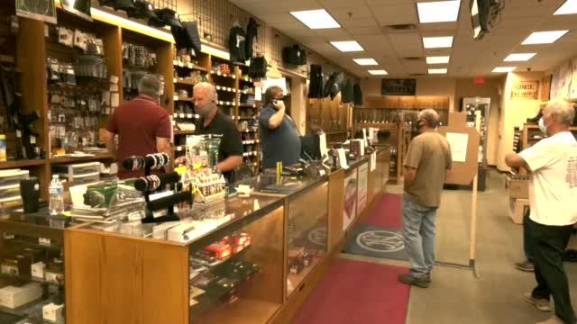 Tulsa Shops See Surge In Gun Sales