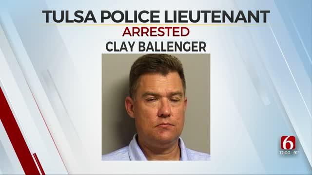 Tulsa Police Lieutenant Arrested On Suspicion Of DUI
