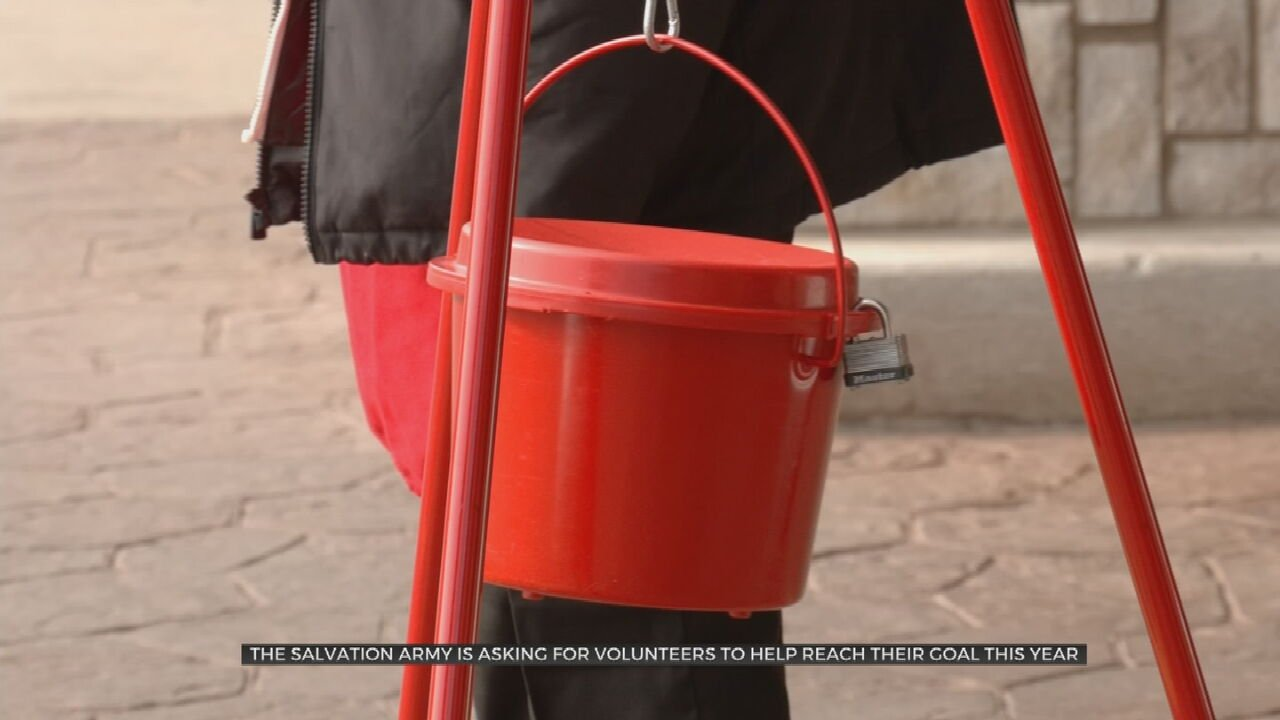 Salvation Army Seeking Volunteers For Red Kettle Campaign
