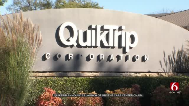 QuikTrip Diversifies, Announces Launch Of Urgent Care Center Chain