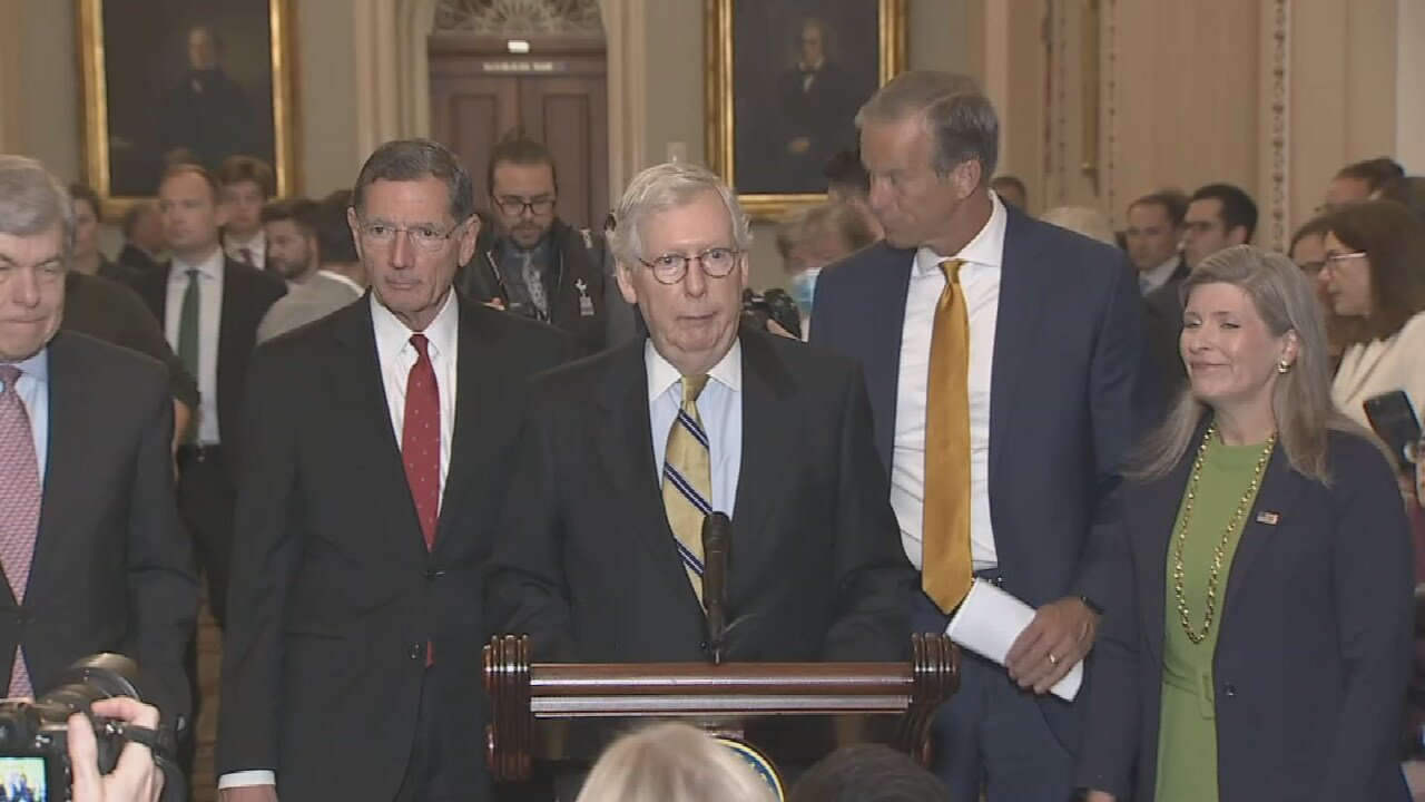 U.S. Senate Vote On $1.2T  Bipartisan Infrastructure Framework Appears Likely To Fail