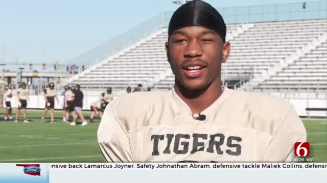Behind Versatile Junior, Broken Arrow On Road To Raising Gold Football