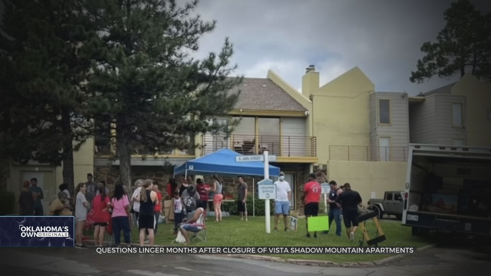 It's been nearly three months since those living in 160 units at Vista Shadow Mountain were forced from their homes, and some are still living in hotels. News On 6's Brian Dorman investigates what happened and what's being done to help.