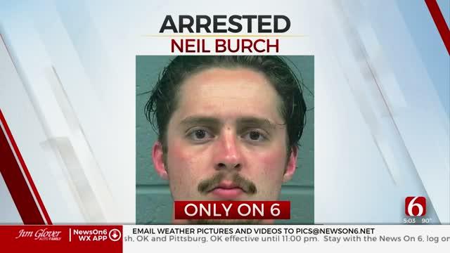 Man In Jail Accused Of Assaulting Ex-Girlfriend