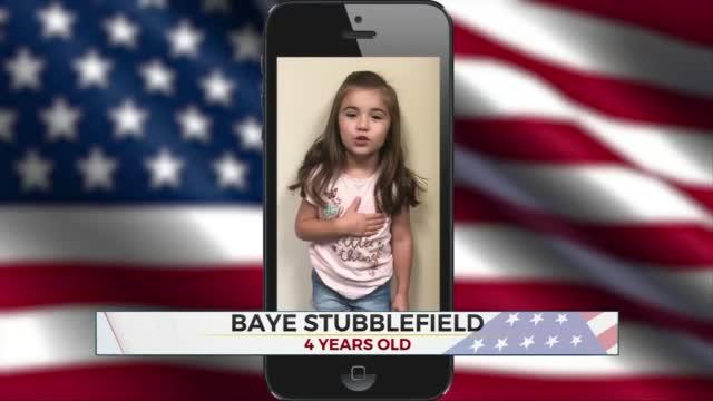 Daily Pledge: Baye Stubblefield
