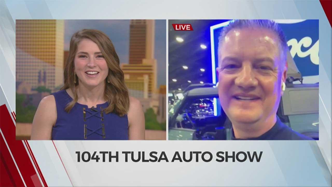 104th Tulsa Auto Show Returns To River Spirit Expo
