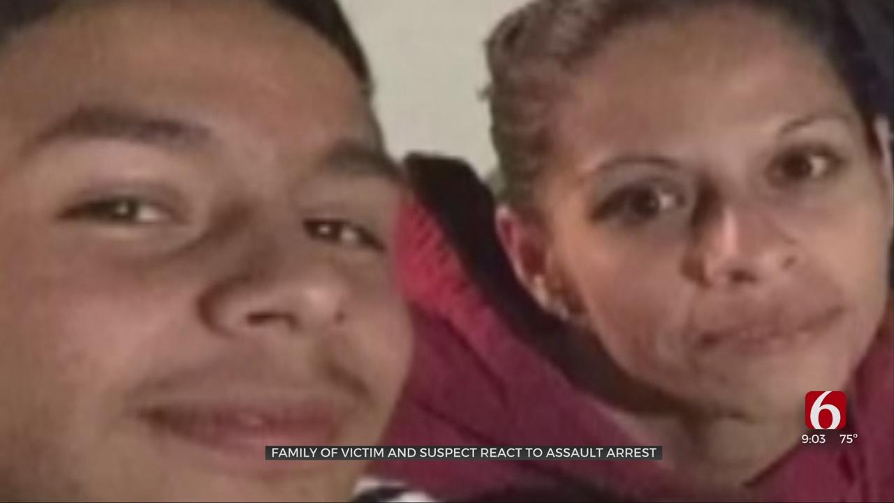 Tulsa Mother Hospitalized After Son Allegedly Attacks Her, Holds Her Hostage